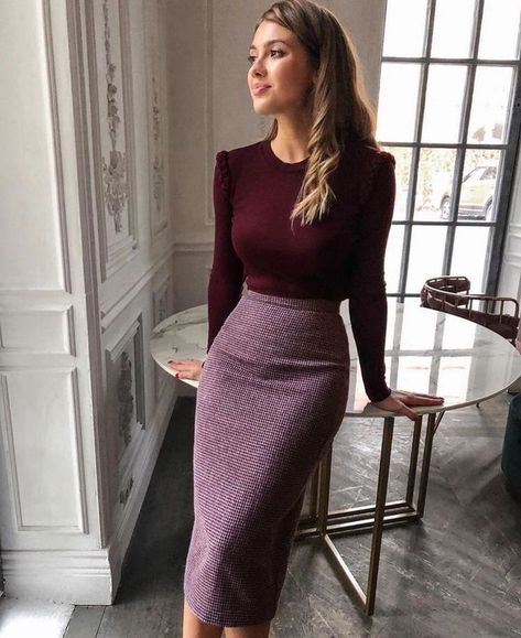 Elegant Outfit, Classy Dress, Classy Outfits, Classy Casual, Classy Style, Elegant Style Women, Elegance Style, Elegant Office Wear, Stylish Office Wear