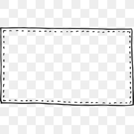 Hand Painted Frame Border Ted Line Border Square Frame Line Picture Frame Png Transparent Clipart Image And Psd File For Free Download Hand Painted Frames Instagram Frame Template Painting Frames