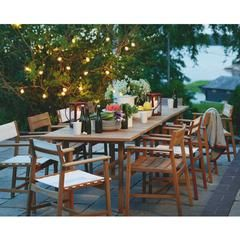 Skargaarden Djuro Dining Table Rectangular Poolside Furniture Used Outdoor Furniture Outdoor Furniture