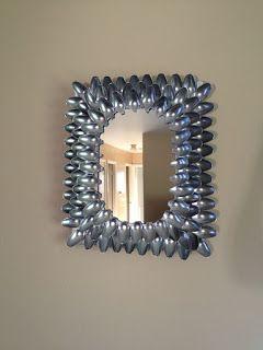 11 Ideas Originales Para Decorar Espejos En Casa
