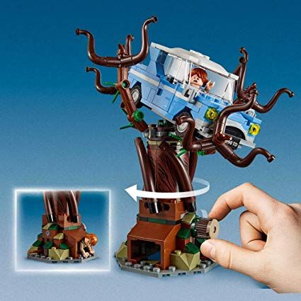 Lego Harry Potter Und Die Kammer Des Schreckens Die Peitschende Weide Von Hogwarts 75953 Bauset Lego Lego Harry Potter Peitschen