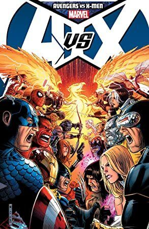 Free Download Avengers Vs X Men Collected Edition Avengers Vs X Men X Men Avengers Marvel