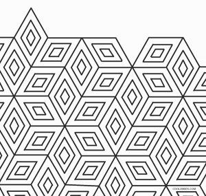 Free Printable Geometric Coloring Pages For Kids Geometric Coloring Pages Shape Coloring Pages Pattern Coloring Pages