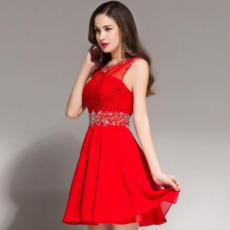 Modelos De Vestidos De Noche Para Jovenes Vestidos De