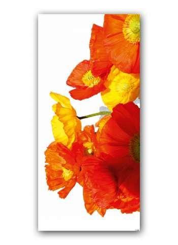 Motivdruck Mohnblumen Stoff 110 G M Schwer Entflammbar Nach B1 Mit Bildern Stoffdruck Motive Drucken