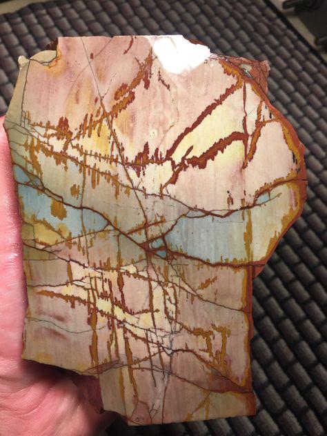 Natural Gemstone. Handcrafted USA Ring Cabochon Dead Camel Jasper