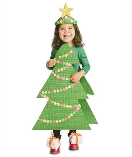 Diy Christmas Trees Costumes Christmas Tree Costume Christmas Tree Costume Diy Tree Costume