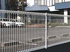 フェンス 柵を激安価格で販売施工 外構工事ならエクスショップ メッシュフェンス フェンス 玄関 エクステリア
