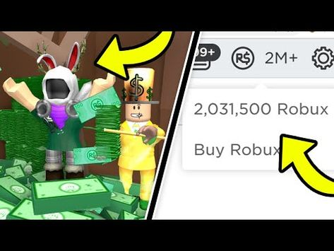 How Save Your Robux In Roblox Youtube New Roblox Obby Gives You Free Robux 1 000 000 Robux No Password Required Youtube 2020 Oyun Oyunlar Sanat