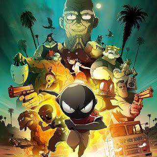 Movie Mutafukaz In 2020 Anime Movies Download Movies