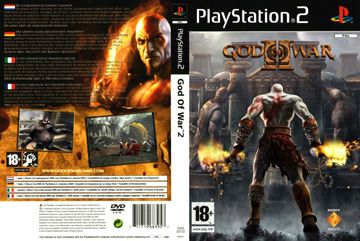 God Of War 2 Ps2 Iso Usa Dvd5 Kratos Main Weapon Is A Pair Of Blades Attached To Chains That Are Wrapped Around The Character God Of War War Tv Live Online