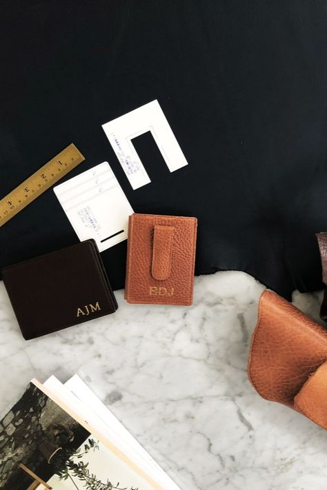 Leather Wallets, Handbags, and Other Everyday Essentials