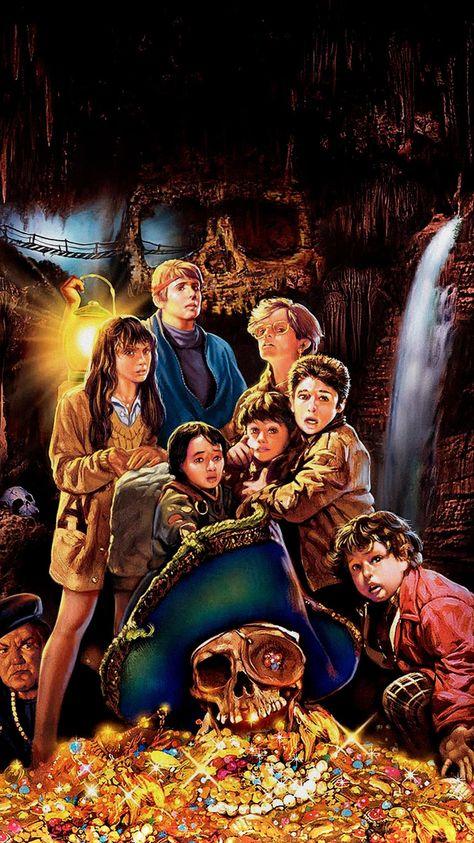 The Goonies (1985) Phone Wallpaper | Moviemania
