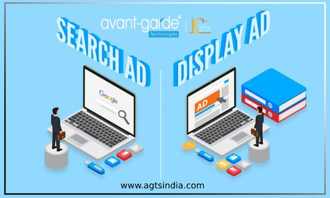 Display And Search Ads – A Gateway To Ideal Customers