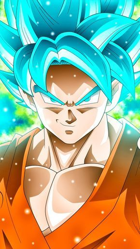 Goku Blue Wallpaper Iphone Is High Definition Phone Wallpaper You Can Make This Wallpaper F Anime Dragon Ball Super Dragon Ball Wallpapers Dragon Ball Artwork