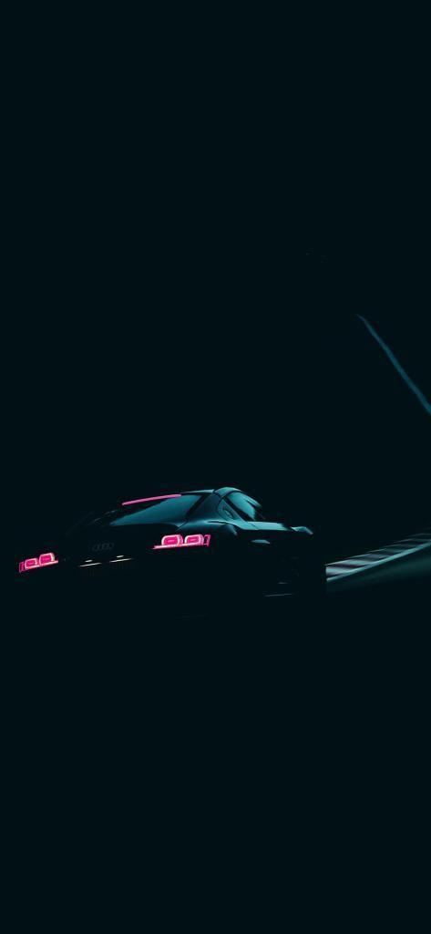 Iphone X Screensaver Ar Audi Car Drive Bw Awesome Car Wallpaper