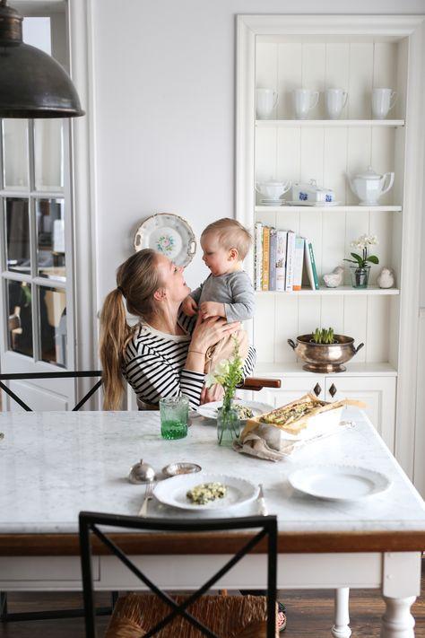 Przepis na przedwiośnie, czyli pomysł na babkę ziemniaczaną z fetą, szpinakiem i cukinią - Make Cooking Easier