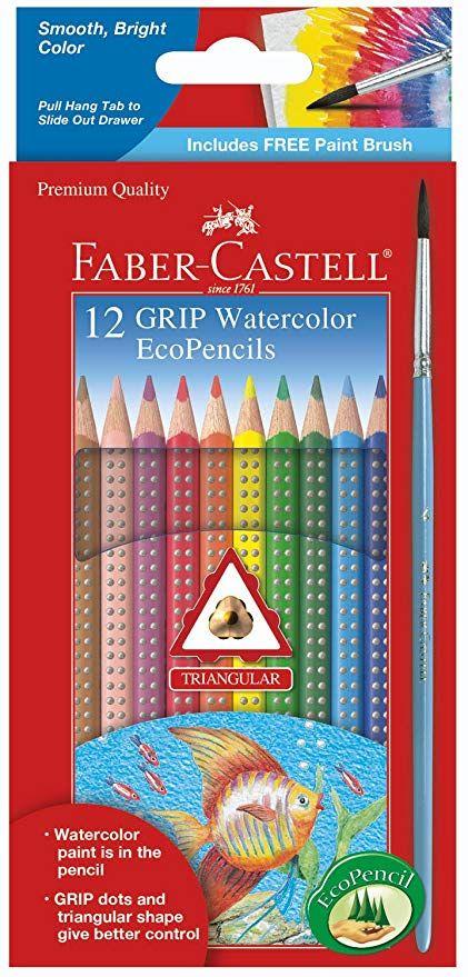 Image Result For Eco Pencils Grip Faber Castell Pencil Grip Faber Castell Water Color Pencils