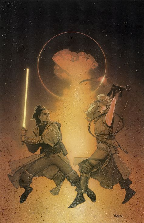 KOTOR 3 in 2019 | Star wars comic books, Travis charest