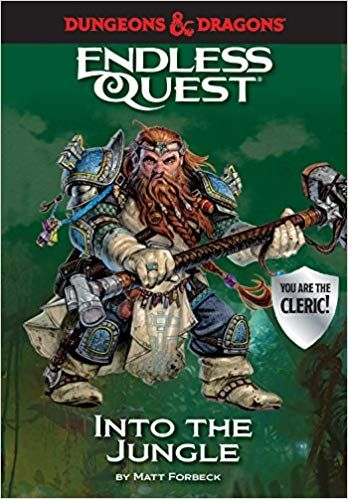 Welcome to the Forgotten Realms Endless Quest books, where