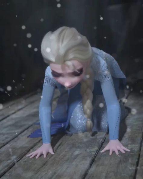 Elsa - Frozen II Final Outfit by frostharmonic on DeviantArt
