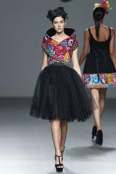 Mercedes Benz Fashion Week Madrid: Jessica Butrich, Sitka Semsch y Meche Correa