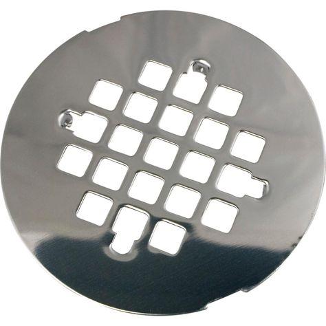 Monogram Brass Mb Sdc 100 4 1 4 Decorative Snap In Shower Strainer