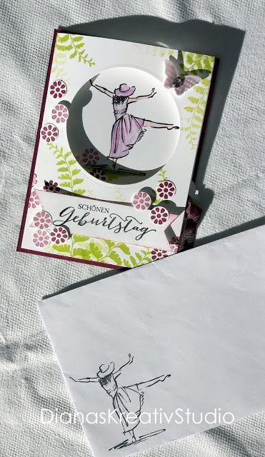 Geburtstagskarte Basteln Frau.Pin Auf Card Ideas