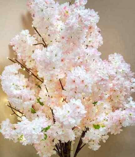 Gorgeous 82 Artificial Cherry Blossom Tree With Led Lights For Spring Wedding Ebay Artificial Cherry Blossom Tree Cherry Blossom Tree Blossom Trees