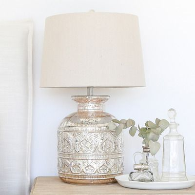 Verona Glass Table Lamp In 2021 Glass Table Lamp Glass Table Stained Glass Table Lamps