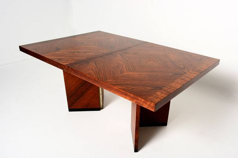 Lane Dining Table Walnut From A Unique Collection Of Antique
