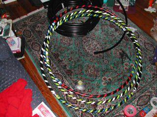 JasonUnbound: How to Make a Hula Hoop