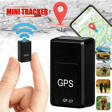 gf07 mini magnetic gps tracker real