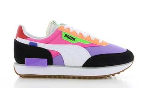 Rider Play On Roze/Paars Dames in 2020 | Sneakers, Shoes, Play