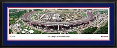 Nascar Tracks New Hampshire Motor Speedway Aerial Framed Poster Print By Laminated Visuals 189 95 This Aerial New Hampshire Speedway Panoramic Pictures