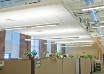 Open office lighting fixtures | Office Inspiration | Pinterest ...