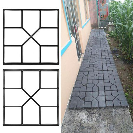 paving pavement concrete mould stepping