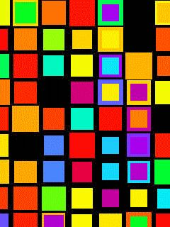 Squares of varying colour - Unknown