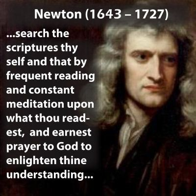 SIR ISAAC NEWTON english physicist mathematician QUOTE POSTER inspires 24X36