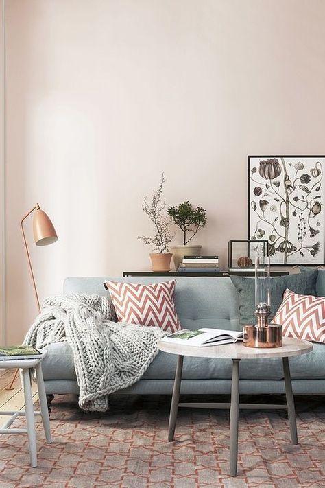 Gemütliche Kissen als perfekte Ergänzung fürs Sofa. #design #kissen #scandinavian