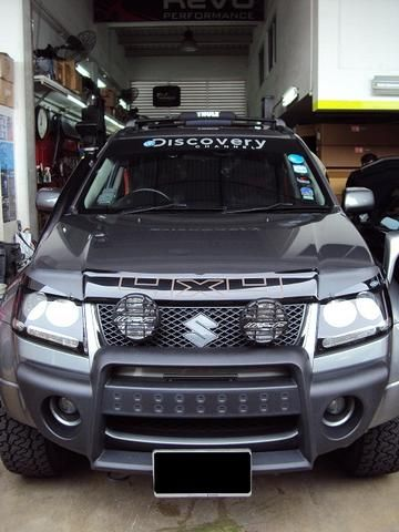 Revo Performance Pte Ltd Suzuki Grand Vitara Front Bumper Body