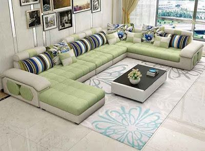 Best 50 Corner Sofa Designs For Modern Living Room Furniture Sets