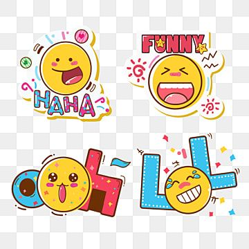 Funny Emoji Stickers Cartoon Expressions Laugh Sticker Funny Laugh Sticker Png Transparent Clipart Image And Psd File For Free Download Cartoon Expression Emoji Stickers Funny Emoji