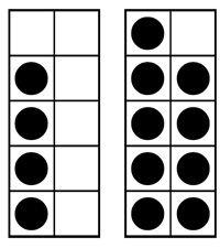 Have You Played This Game to Strengthen Number Decomposition? Math Classroom, Kindergarten Math, Teaching Math, Fun Math, Maths, Math Games, Math Skills, Math Lessons, Ten Frames