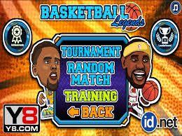 Play Basketball Legends Now Basketball Legends Basketball Video Games Games