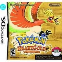 Pokemon Heartgold Version Nds Pokemon Heart Gold Pokemon Nintendo Ds