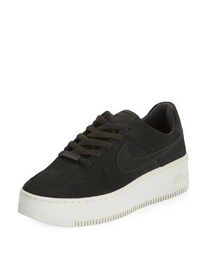 Nike Air Force 1 Sage Low Beige Shoes Sport Stylist
