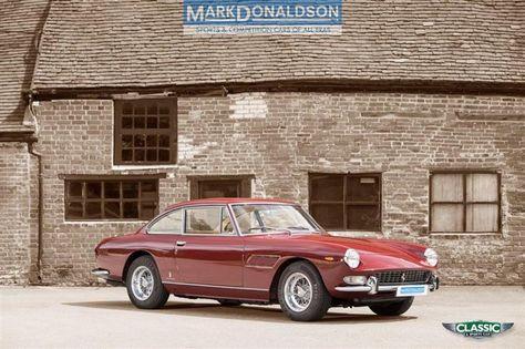Sports Cars For Sale >> Classic Ferrari 330 Gt 2 2 Series 2 For Sale Classic