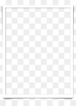 Transparent White Frame Png Placa Em Branco Fundo Transparente Png Molduras Brancas