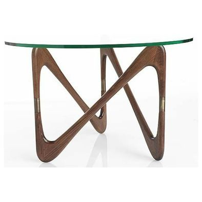 Moebius Side Table From Houzz Modern Side Table Modern